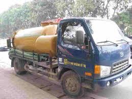 Hút bể phốt tại Nam Định giá 300k