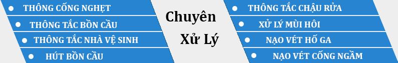 Thông tắc cống tại huyện Hà Trung